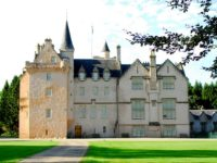 Carden - Brodie Castle