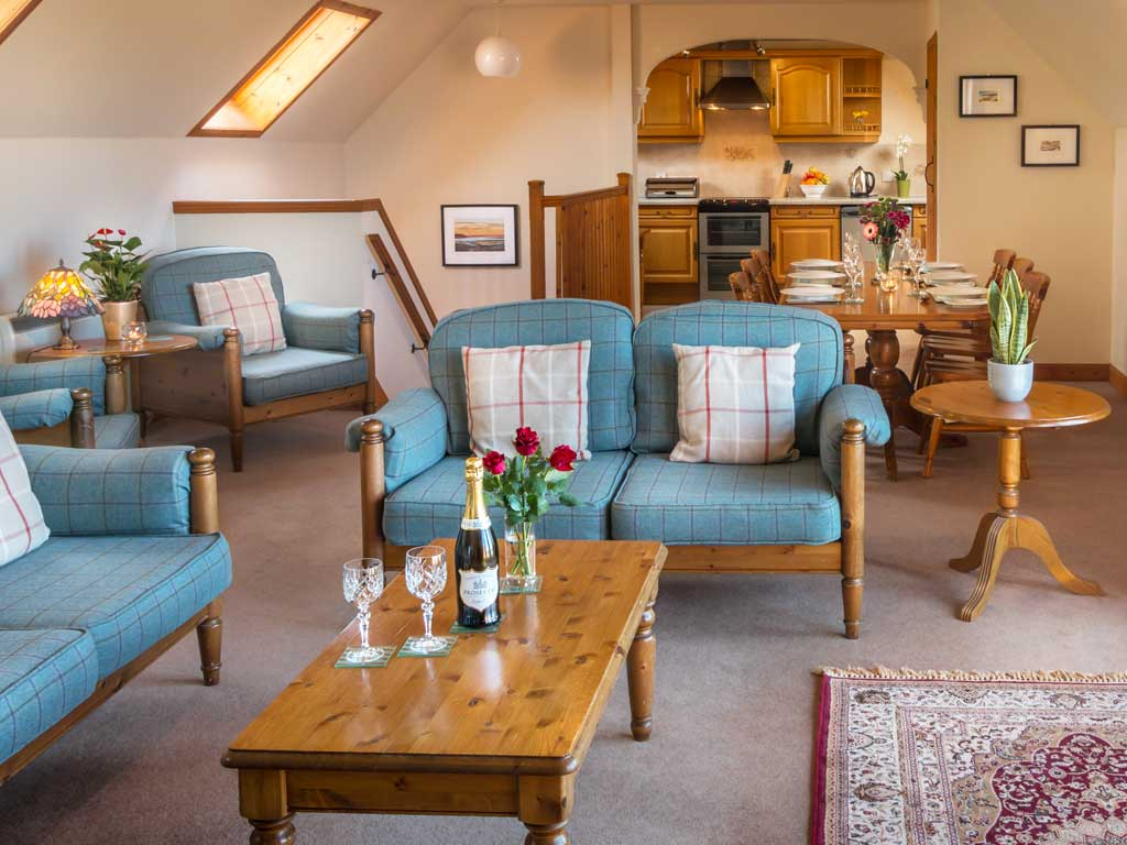 Carden Cottages, The Barn Luxury Holiday Cottage Image 1