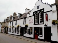 Carden - The Red Lion - Forres