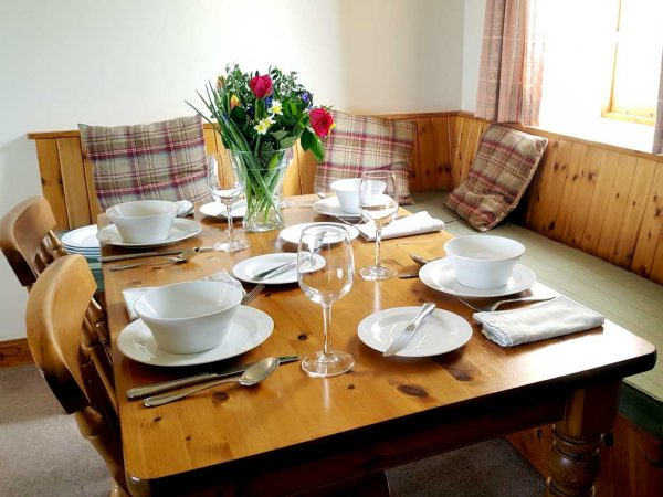 Carden Cottages, The Byre Luxury Holiday Cottage Image 3
