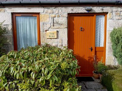 The Byre Front Door